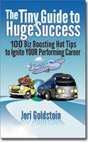 Tiny Guide to Huge Success Book Cover